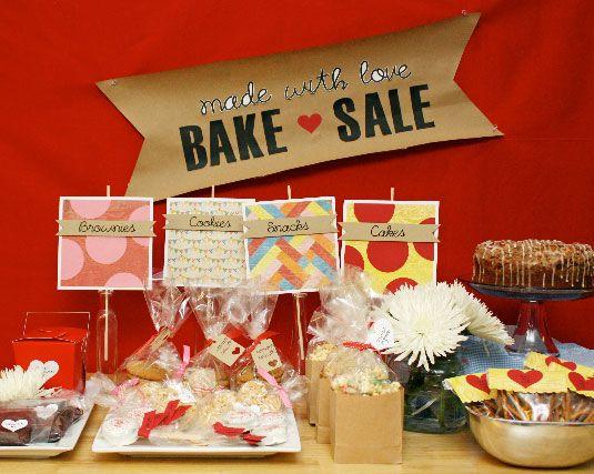 Modern Bake Sale