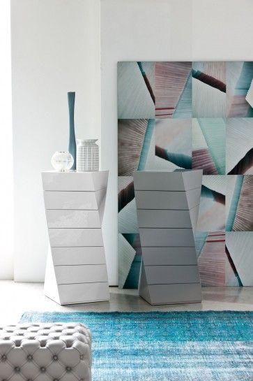 Piroette, cassettiera di Porada | lartdevivre - arredamento online