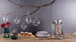The Home - Decorative Lanterns, Party Glassware and More!