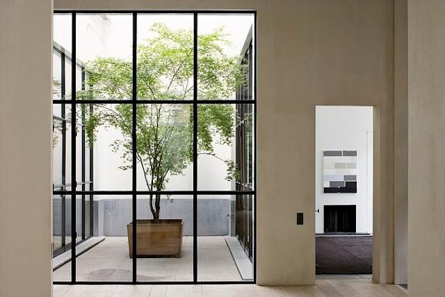 Es la casa del arquiteto belga Vincent Van Duyssen