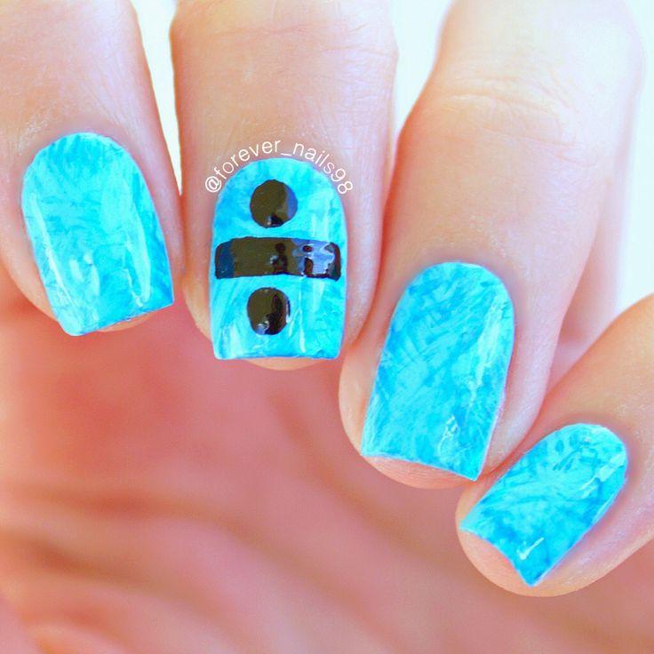 Ed Sheeran Nails | Divide #edsheeran #edsheerannails #nails #divide