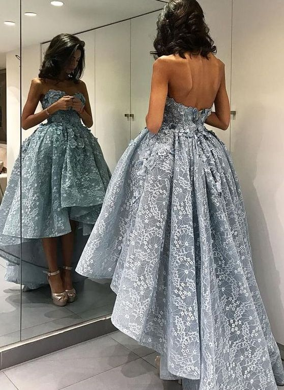 Short Prom Dresses, Lace Prom Dresses, Sexy Prom dresses, Prom Dresses Short, Grey Prom Dresses, Lace Homecoming Dresses, Prom Dresses Lace, Homecoming Dresses Short, Short Homecoming Dresses, Sexy Lace Dresses, Sexy Party Dresses, Short Party Dresses, Sleeveless Homecoming Dresses, High-Low Homecoming Dresses