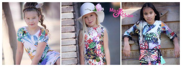 Jurkjes | Mu-Chica Girlslabel!