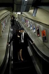 escalator: Wedding Photography