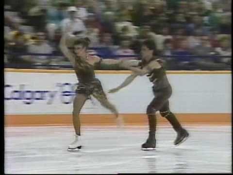 Duchesnay & Duchesnay (FRA) - 1988 Calgary, Ice Dancing, Free Dance