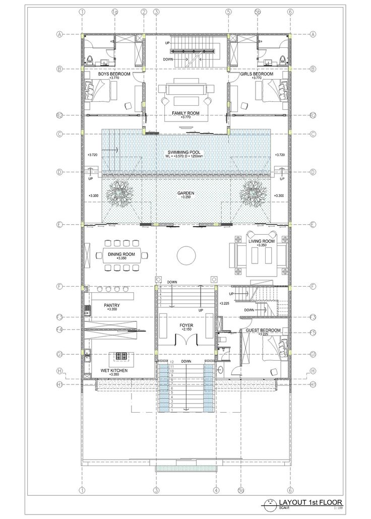 Best Interior Plans Images On Pinterest Floor Plans