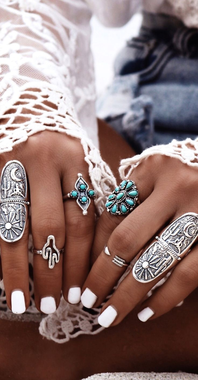 ≫∙∙☮ Bohème Babe ☮∙∙≪• ❤️ Babz™ ✿ιиѕριяαтισи❀ #abbigliamento #bohojewelry #boho