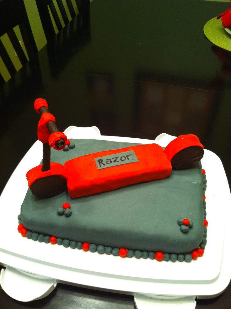 22 Best Images About Skate Park Cakes On Pinterest