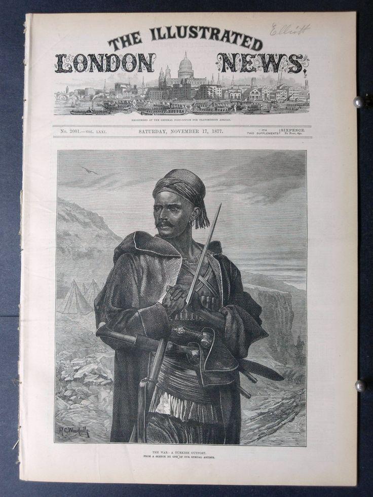 A Bashi Bazouk on the Illustrated London News- (Pharyah)