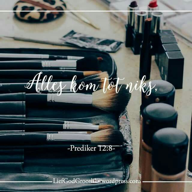 {Prediker} Week 8 – Woensdag-  Vandag se verse Prediker 12:1-8