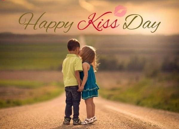 Sunshine gives us heat, Rain gives us water, Wind gives us air to breathe, And a sweet kiss energises our relationship. Happy #Kiss_Day