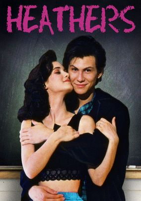 Heathers - 1989 - this film is amazing! Going to have to watch it again this weekend. Ultimate cult classic