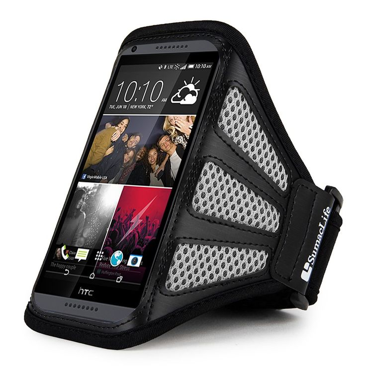 Universal Running Sports Armband Case for BLU Neo XL / Studio X8 HD / Dash M2 / Dash X2 / Energy X LTE / Studio G HD / Studio Selfie LTE / Samsung Galaxy S5 / Galaxy S6 Edge / Galaxy S7 Active. Constructed with durable nylon and neoprene material. Lightweight mesh keeps sweat and moisture wicked away; Adjustable velcro strap to fit all arm sizes. See through cover allows easy access to your screen and does not interfere with touch screen capabilities. Velcro flap perfect for wrapping…
