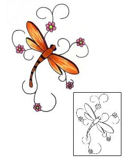 This Dragonfly tattoo design from our Insects tattoo category was created by Pericle Varduca. This design includes a printable full size color reference, and exact matching stencil. Tattoo Johnny is the number one supplier of tattoo designs around the world.