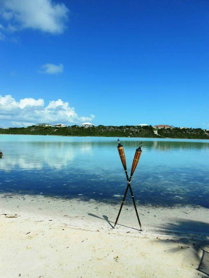 Chalk sound - Turks and Caicos