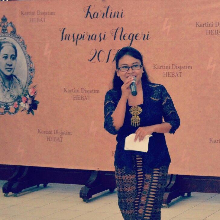 kutu baru for Kartini Day