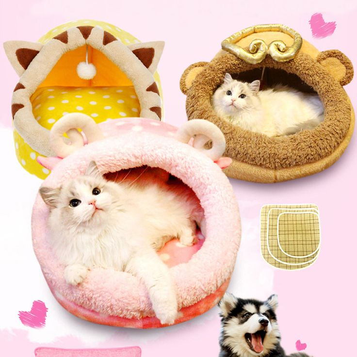 Christmas New Year Arrivals Super Soft Animals Dog Cat Bed Pet House Gift Mat  Puppy Cartoon Cheap Dog Kennel Indoor 2016