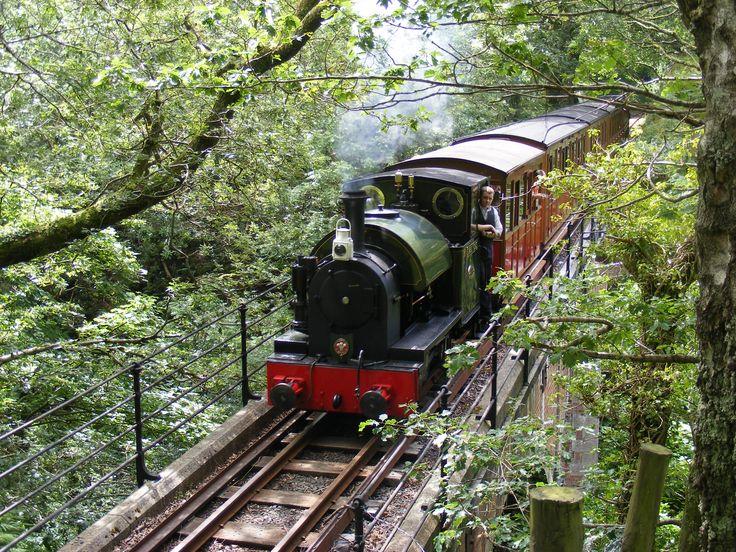 Le chemin de fer de Talyllyn