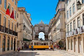 Rua Augusta - Lisboa, Portugal