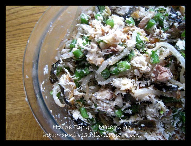 Annie's 1-2-3 Dish: Kohu-Kohu // Ambon style Vegetable and Fish salad