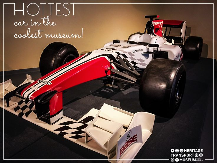Full Scale replica of Formula 1 on display at the museum!  #F1 #Formula1 #Heritage #TransportMuseum #Museum #SuperCar #SportsCar