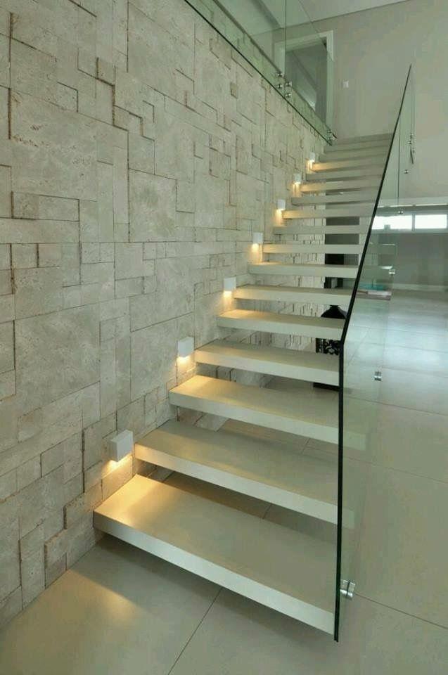 Commercial Basement Stair Lighting: The 330 Best Stair & Toe Kick Lighting Images On Pinterest
