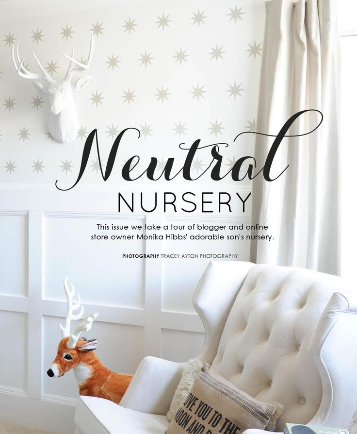 Gorg Baby Nursery... from Adore Aug/Sep 2014