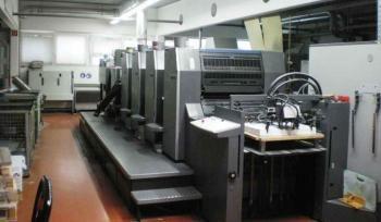 Arbado.com - Printing and Finishing Machine Market!: Heidelberg Speedmaster SM 74-4 P3 H L