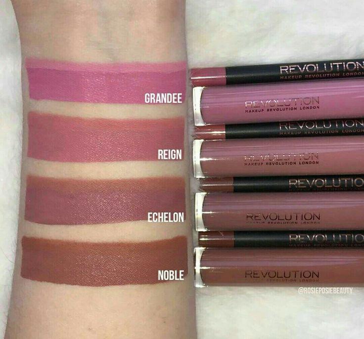 Makeup Revolution.