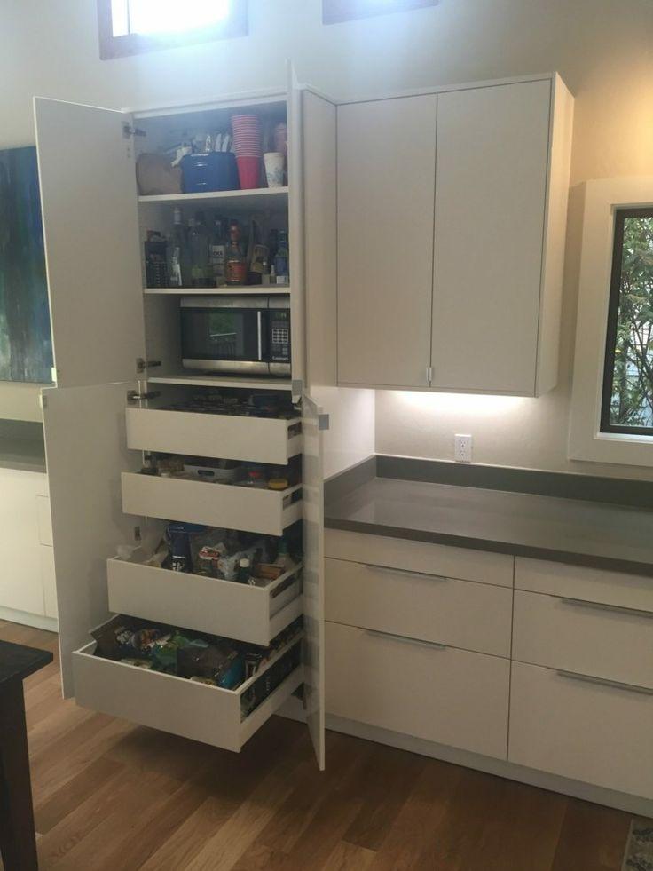 meuble cuisine ikea blanc-bois-rangement-complet   ikea