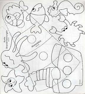 sea animals                                                                                                                                                      Más