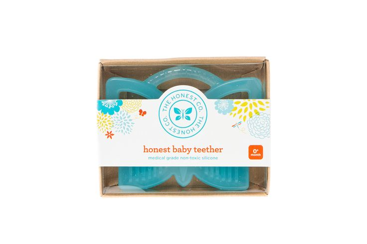 Honest Baby Teether  #ecofriendly #FeatherYourNest . In my shopping car. Thank you @Matty Chuah Honest Company