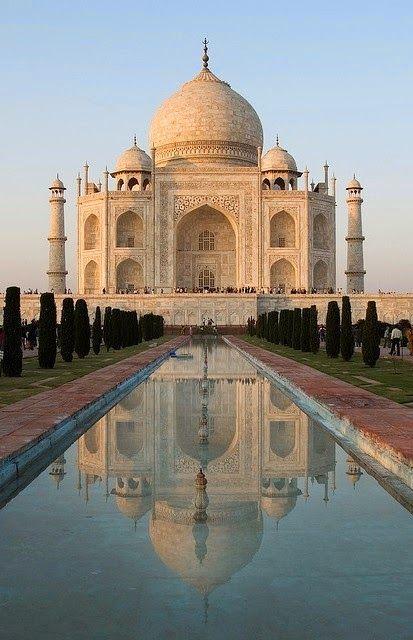 Super Stuffz: Taj mahal india