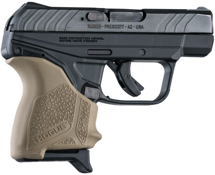 Hogue Grip Sleeves for Ruger LCP II