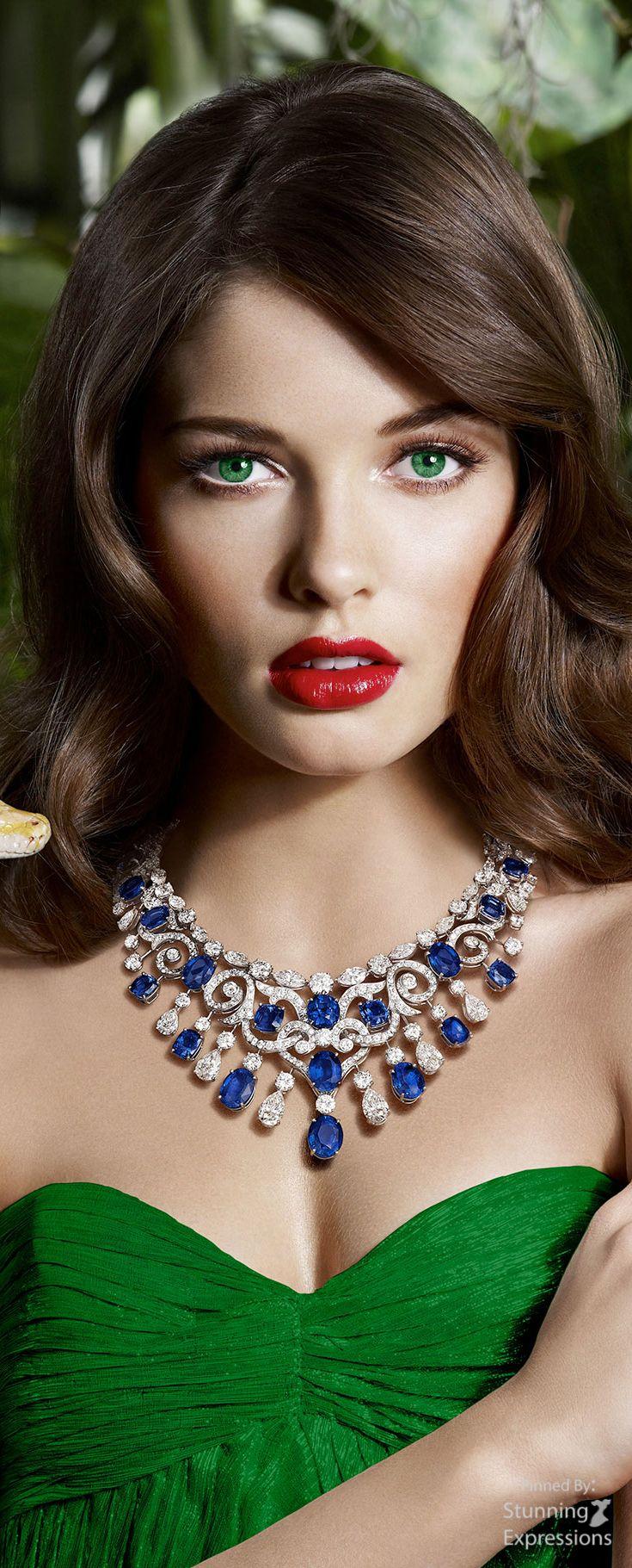 Diamonds & Sapphires by Graff