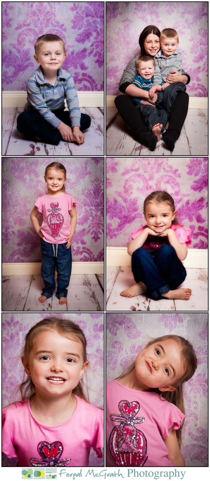 childrens portrait photography in leitrim