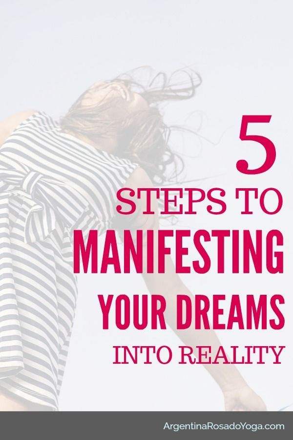 Goal Setting - 5 steps to manifesting your dreams into reality #manifesting #goalsettings #dreambig #yoga #meditation #journaling