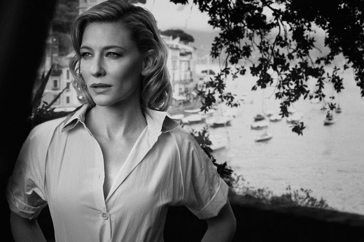 cate blanchett : by peter lindbergh