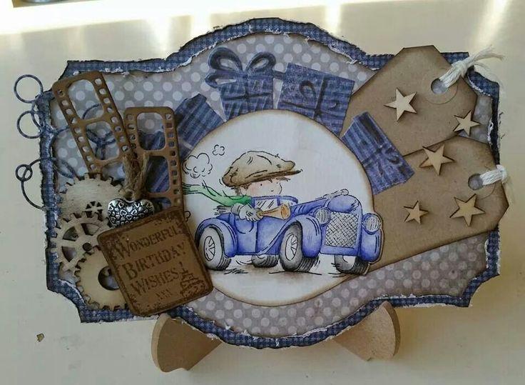 Dutch Doobadoo Shape Art