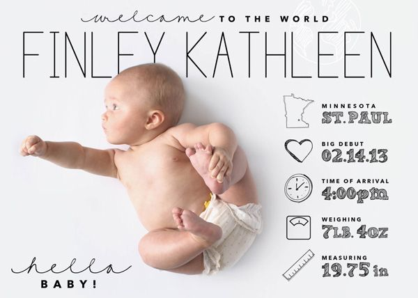 the sweetest way to track baby's milestones