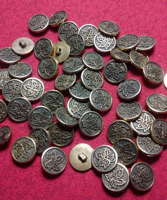 boutons de métal - 50 %