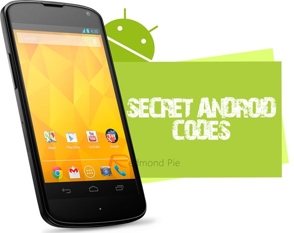 Hidden Android Secret Codes For Samsung, HTC, Motorola, Sony, LG And Other Devices