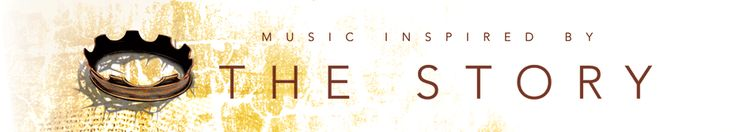 """Music inspired by """"The Story"""".  Wonderful new music from popular Christian artists.  I highly recommend."""