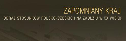 Multimedialna prezentacja ośrodka Karta na temat stosunków polsko-czeski na Śląsku Cieszyńskim w XX wieku.
