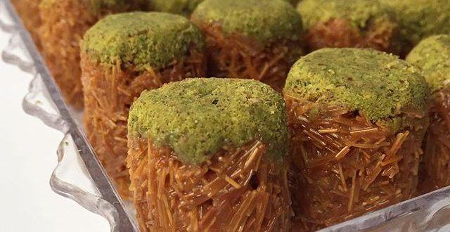 حلا الشعيرية الباكستانية او الكنافة حلى سهل وسريع حسناء نت Recipes Food Cabbage