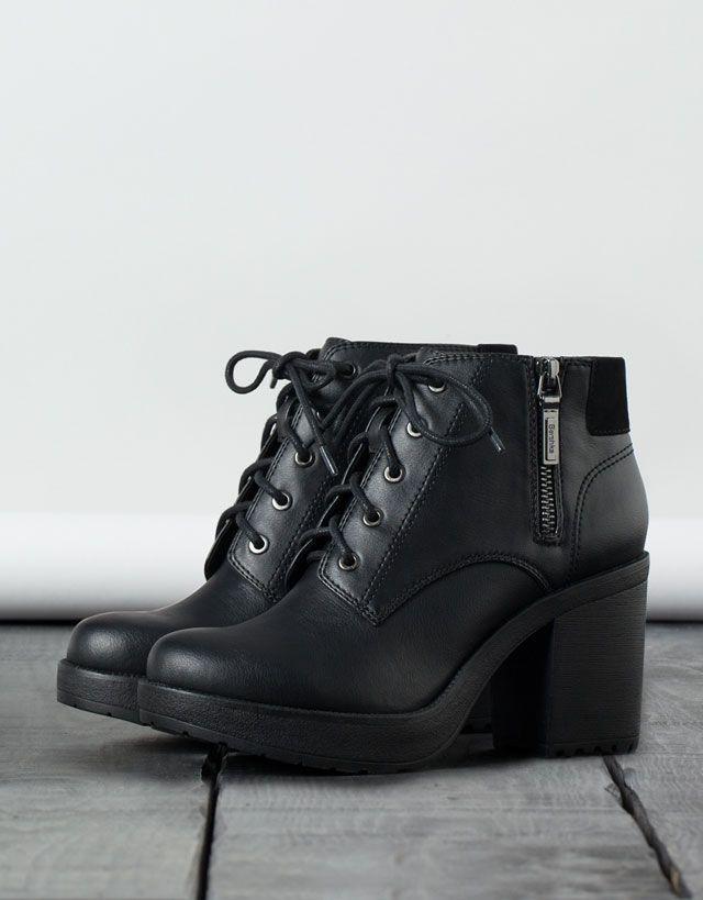 Shoes - WOMAN - Woman - Bershka Spain