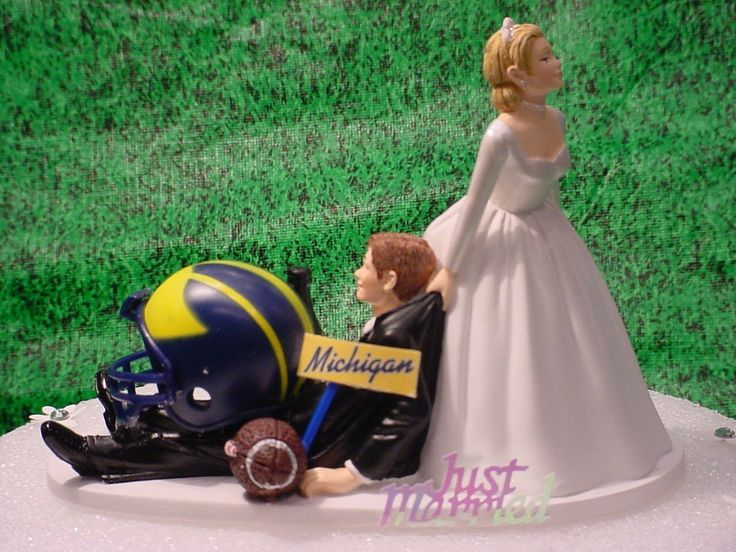 Maize and Blue Nation: Michigan Football Blog: Autumn Weddings: Love's Epic Majesty