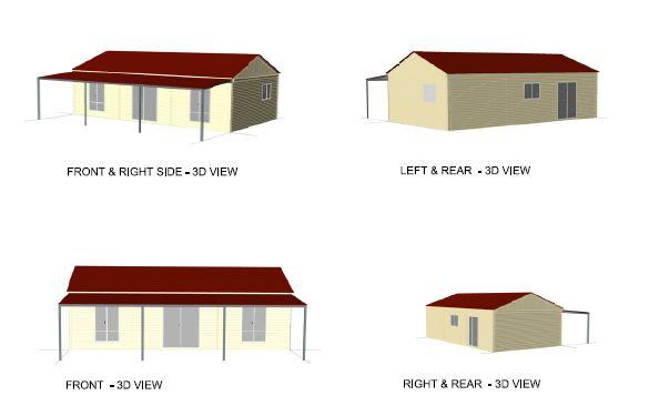 steel kit homes wa #SteelKit #KitHomes #Perth #WA http://www.garagewholesalers.com.au/products/steelkithomes.aspx