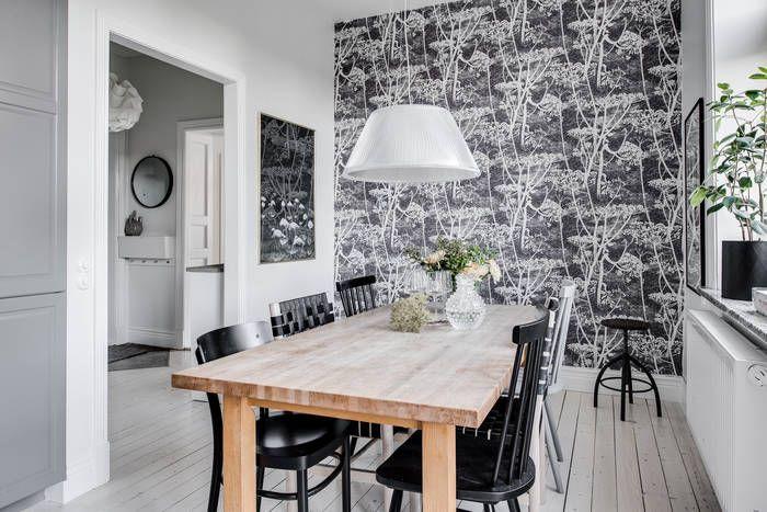Угловая двушка в Швеции, 76 м² – Красивые квартиры
