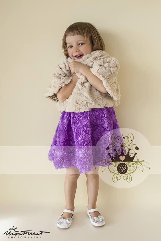purple with flowers....and bolero!! 99,00 euro